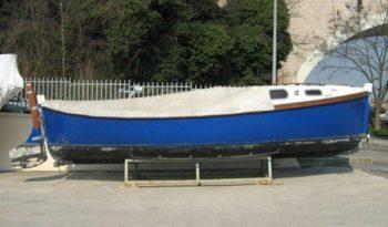Gozzo Marina Inglese completo
