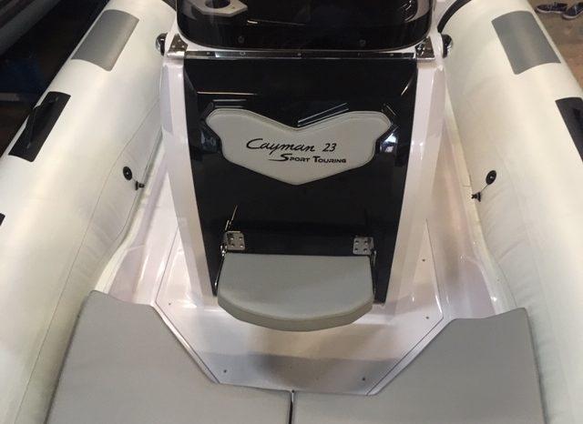 Ranieri Cayman 23 Sport Touring completo