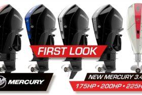 Nuovo Mercury V6 V8