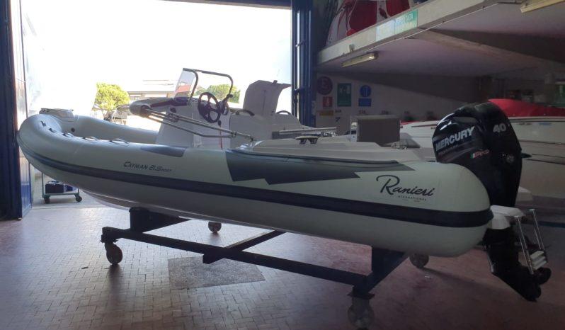 Ranieri Cayman 21 Sport pieno